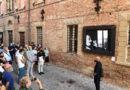 """Inaugurato nel centro storico il progetto """"Mondolfo galleria senza soffitto"""""""