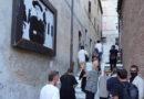 """Molti visitatori a Mondolfo per la """"Galleria senza soffitto"""""""