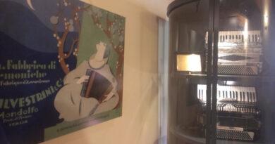 Ai musei civici di Mondolfo arricchito l'allestimento della memoria della fisarmonica