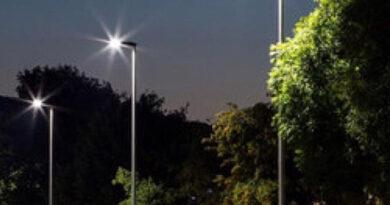 Lungo la Cesanense sarà migliorato l'impianto di pubblica illuminazione