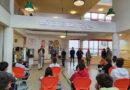 A San Costanzo donate borracce agli studenti ed inaugurata la casetta dell'acqua di Cerasa