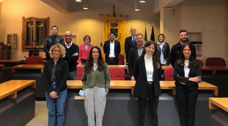 Tra conferme e nuove nomine presentata a Mondolfo la Giunta comunale